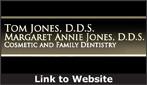 Website for Thomas R. Jones, DDS, PC