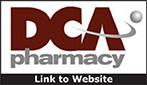 Website for DCA Pharmacy