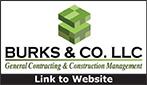 Website for Burks & Company, LLC