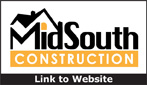 Website for MidSouth Construction, LLC