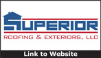 Website for Superior Roofing & Exteriors, LLC