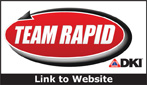 Website for Rapid Restoration, LLC