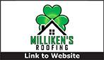 Website for Milliken's Roofing