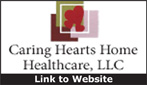Website for Caring Hearts Home Healthcare, LLC