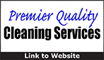 Website for Premier Quality Cleaning Services, LLC