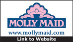 Website for Molly Maid of South Davidson, Williamson & Maury Counties