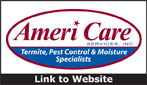 Website for Ameri Care Services, Inc.