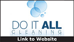 Website for Do-It-All Cleaning