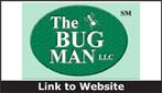 Website for The Bug Man, LLC