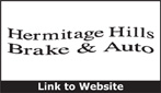 Website for Hermitage Hills Brake and Auto Repair