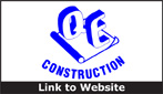 Website for QE Construction, LLC