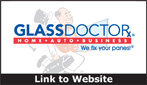 Website for Glass Doctor of Nashville