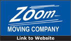 Website for Zoom Moving Services, Inc.