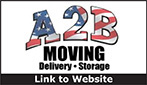 Website for A2B Moving & Delivery