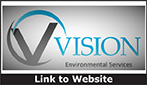 Website for Vision Environmental Services