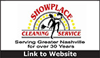 Website for Showplace Cleaning Service