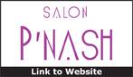 Website for Salon P'Nash