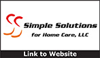 Website for Simple Solutions for Home Care, LLC