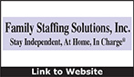 Website for Family Staffing Solutions, Inc.