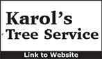 Website for Karol's Tree Service