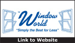 Website for Window World of Middle Tennessee