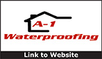 Website for A-1 Waterproofing