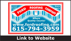 Website for Ford Roofing Company, LLC