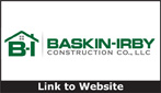 Website for Baskin-Irby Construction Company, LLC