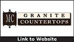 Website for MC Granite Countertops, LLC