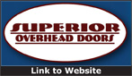 Website for Superior Overhead Doors, Inc.