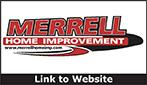 Website for Merrell Home Improvements