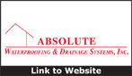 Website for Absolute Waterproofing & Drainage Systems, Inc.