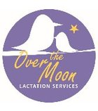 Over The Moon Lactation Services Logo