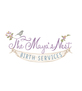 The Maya's Nest Birth Services Logo