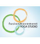 Fusionmovement Yoga Studio Logo