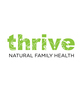 Thrive Natural Family Health Logo
