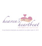 Heaven's Heartbeat Childbirth Services Logo