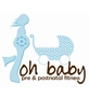 Oh Baby Fitness Logo