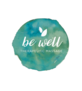 BE WELL THERAPEUTIC MASSAGE Logo