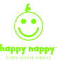 Happy Nappy Cloth Diaper Service Logo