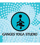 Ganges Yoga Studio Logo