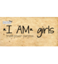 *I AM* Girls Logo