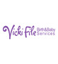 Vicki File ~ Birth & Baby Services  Logo