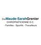 Chiro St-Constant - Dre Maude-Sarah Grenier chiropraticien Logo