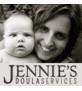 Jennie's Doula Services Logo