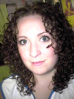 Donna - Brunette, 3b, Medium hair styles, Readers, Female, Curly hair hairstyle picture
