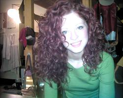 Kristin - Brunette, 3b, Long hair styles, Readers, Female, Curly hair hairstyle picture