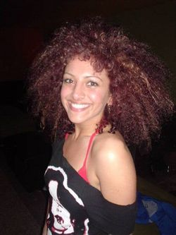 Talia - Redhead, 3c, Long hair styles, Readers, Female, Curly hair hairstyle picture