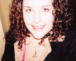 Meghan - Brunette, 3b, Medium hair styles, Readers, Female, Curly hair hairstyle picture