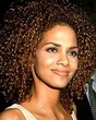 halle berry - Afro